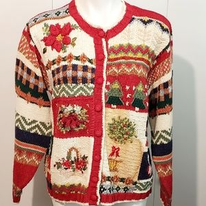 Heirloom Collectibles Vintage Christmas sweater